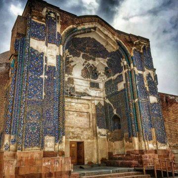 سصاخت مسجد در تبریز